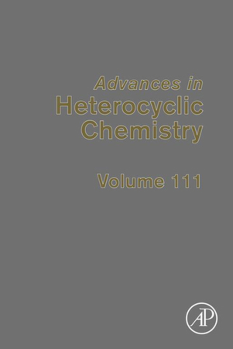 Advances in Heterocyclic Chemistry - 9780124202092