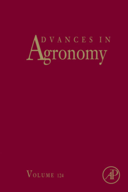 Advances in Agronomy - 9780128003602