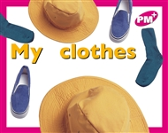My clothes - 9780170095389