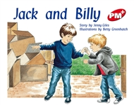 Jack and Billy - 9780170095648