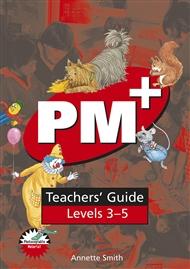PM Plus Red Level 3-5 Teachers' Guide - 9780170096003