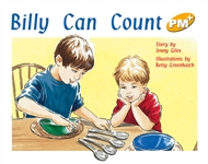Billy Can Count - 9780170096089