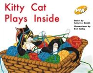 Kitty Cat Plays Inside - 9780170096270