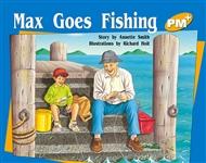 Max Goes Fishing - 9780170096294