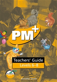 PM Plus Yellow Level 6-8 Teachers' Guide - 9780170096423
