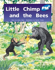 Little Chimp and the Bees - 9780170096492