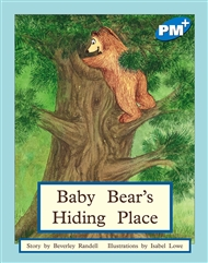 Baby Bear's Hiding Place - 9780170096553
