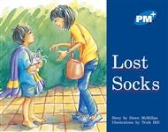 Lost Socks - 9780170096577