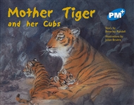 Mother Tiger and her Cubs - 9780170096744