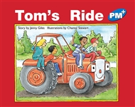 Tom's Ride - 9780170096751