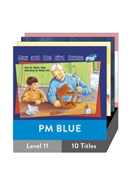 PM Plus Story Books Blue Level 11 Pack (10 titles) - 9780170096768