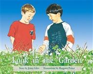 Look in the Garden - 9780170096942