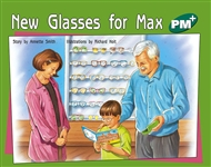 New Glasses for Max - 9780170097079