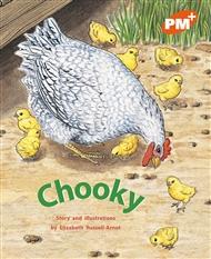 Chooky - 9780170097284