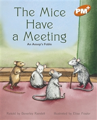 The Mice Have a Meeting - 9780170097369