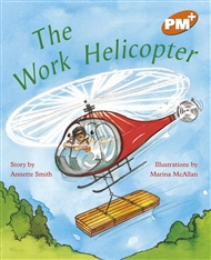 The Work Helicopter - 9780170097383