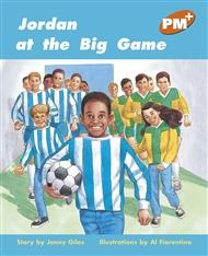 Jordan at the Big Game - 9780170097444