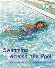 Swimming Across the Pool - 9780170097499