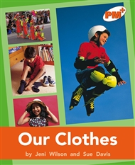 Our Clothes - 9780170097604
