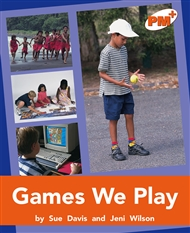 Games We Play - 9780170097628