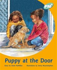 Puppy at the Door - 9780170097697