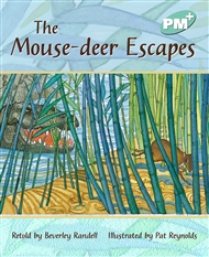 The Mouse-deer Escapes - 9780170097734