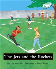 The Jets and the Rockets - 9780170097741