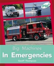Big Machines In Emergencies - 9780170097901