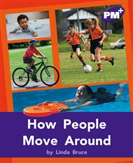 How People Move Around - 9780170097932
