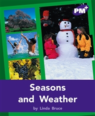 Seasons and Weather - 9780170097956