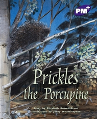 Prickles the Porcupine - 9780170098113