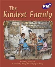 The Kindest Family - 9780170098236