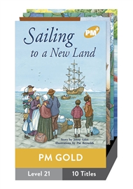 PM Plus Story Books Gold Level 21 Pack (10 titles) - 9780170098397