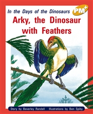 Arky, the Dinosaur with Feathers - 9780170098403