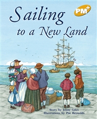 Sailing to a New Land - 9780170098427