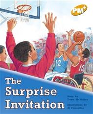 The Surprise Invitation - 9780170098441