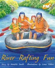 River Rafting Fun - 9780170098472