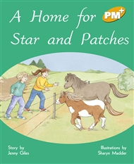 A Home for Star and Patches - 9780170098540