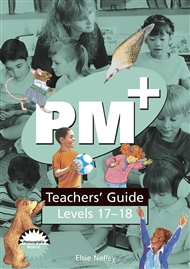PM Plus Turquoise Level 17-18 Teachers' Guide - 9780170098618