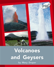 Volcanoes and Geysers - 9780170098632