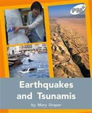 Earthquakes and Tsunamis - 9780170098649