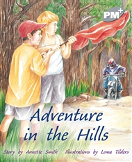 Adventure in the Hills - 9780170098717
