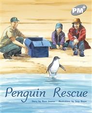 Penguin Rescue - 9780170098748