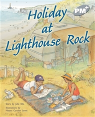Holiday at Lighthouse Rock - 9780170098854