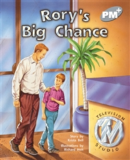 Rory's Big Chance - 9780170098878