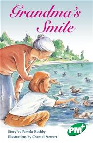 Grandma's Smile - 9780170098960