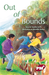 Out of Bounds - 9780170099226