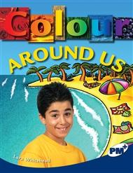 Colour Around Us - 9780170099417