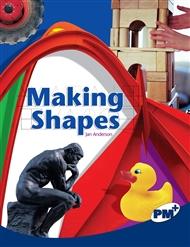 Making Shapes - 9780170099448