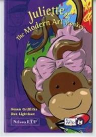 Juliette, The Modern Art Monkey - 9780170099974